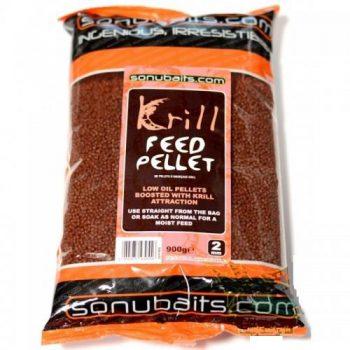 SONUBAITS Feed Pellet 2mm Krill 900g