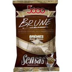Sensas Zanęta 3000 Brune Bremes 1kg