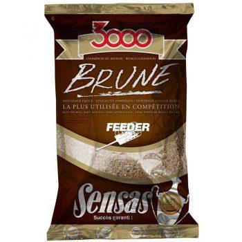Sensas Zanęta 3000 Brune Feeder 1kg
