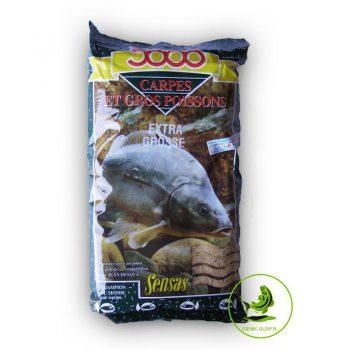 Sensas Zanęta 3000 Carpes Extra Grosse 1kg
