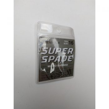 Drennan Haczyk Super Spade 16