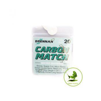 Drennan Haki Carbon Match 20