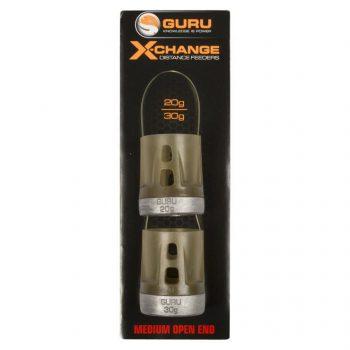 GURU Koszyk X-Change Open End L 40+50g