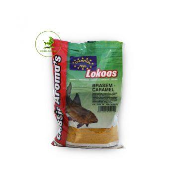Champions Feed - aromat w proszku Caramel Brasem