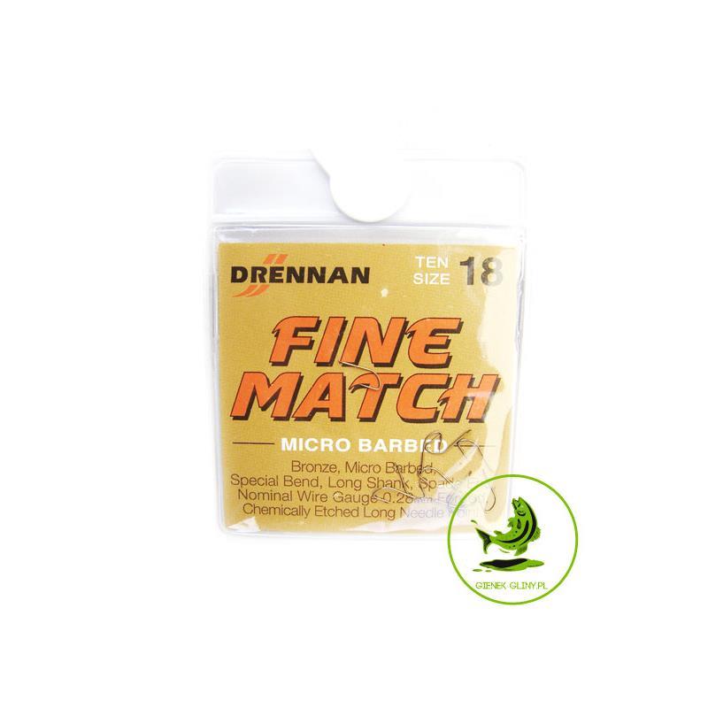 Drennan Haki Carbon Fine Match 20