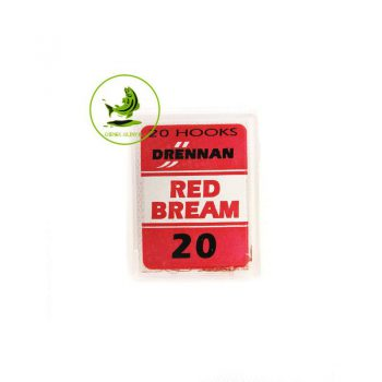 Drennan Haki Red Bream 18