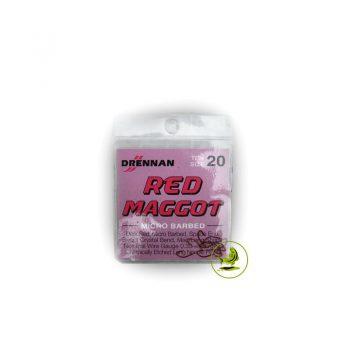 Drennan Haki Red Maggot 18