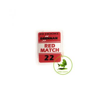 Drennan Haki Red Match 16