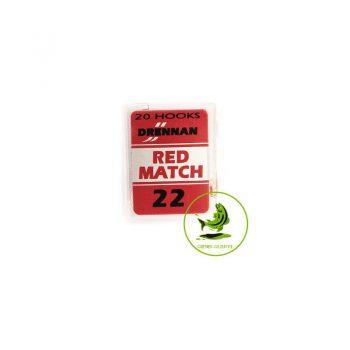 Drennan Haki Red Match 22