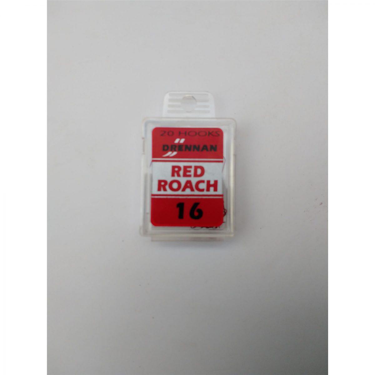 Drennan Haki Red Roach 16
