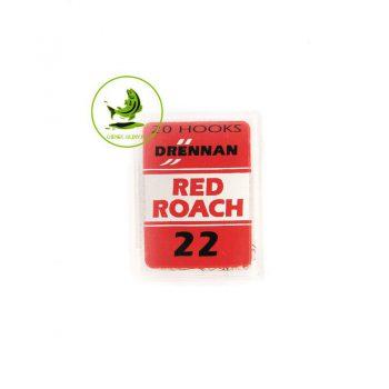 Drennan Haki Red Roach 22