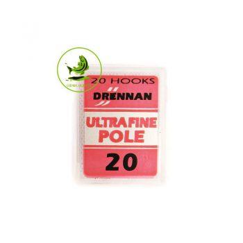 Drennan Haki Ultra Fine Pole 24