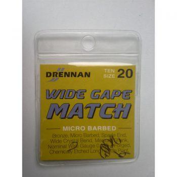 Drennan Haki Wide Gape Match 14