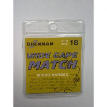 Drennan Haki Wide Gape Match 18
