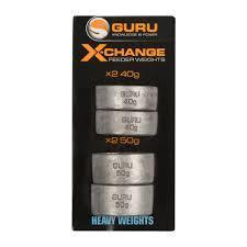 GURU Dociążenie X-Change 20+30g