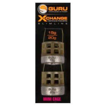 GURU Koszyk X-Change Cage MINI 15+20g