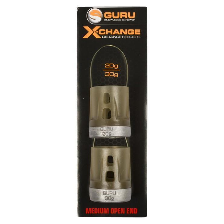 GURU Koszyk X-Change Open End L 20+30g