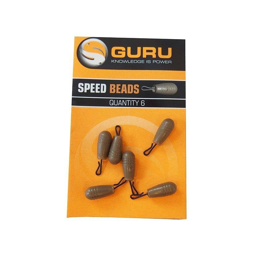 GURU Łączniki Speed Beads 6szt