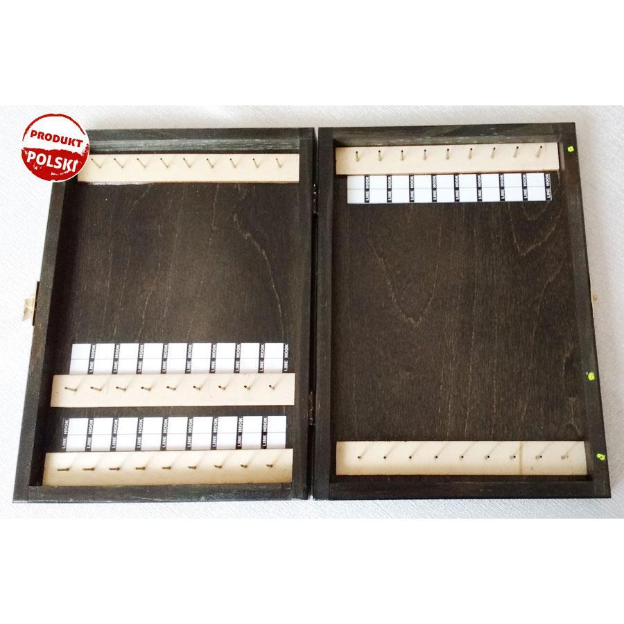 Gienek-Pudełko na przypony 35/40cm