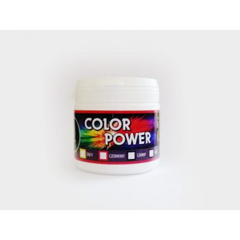 Gienek- Color Power Czerwony 100g