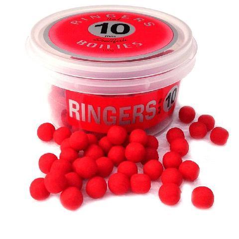 RINGERS Kulki Red Shellfish 8mm