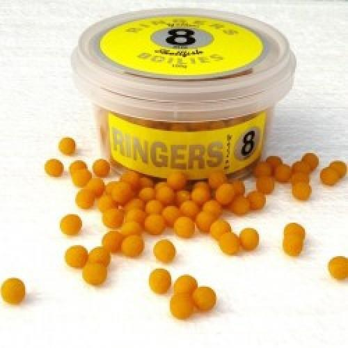RINGERS Kulki Yellow Shellfish 8mm
