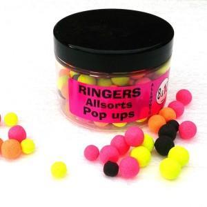 RINGERS Kulki allsorts popup 8/10 mm