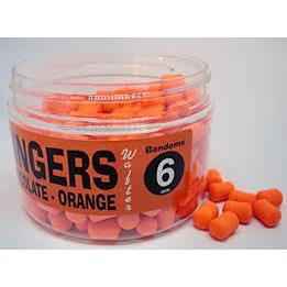 RINGERS Wafters Orange Chocolate 6mm Bandems