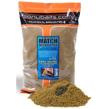SONUBAITS Zanęta Match Method Mix 2kg