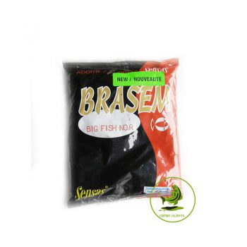 Sensas Atraktor Big Fish Noire 300g