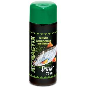 Sensas Attractix Gros Gardons 75ml