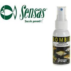 Sensas Bombix Gardons 75ml
