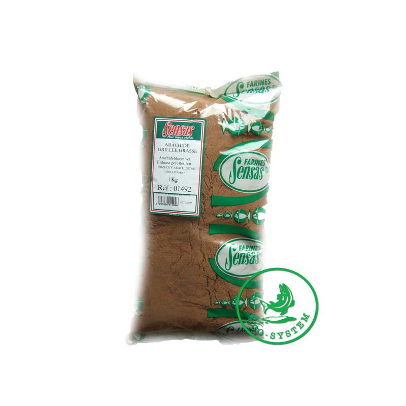 Sensas Dodatek Arachide Grasse Grillee 1kg