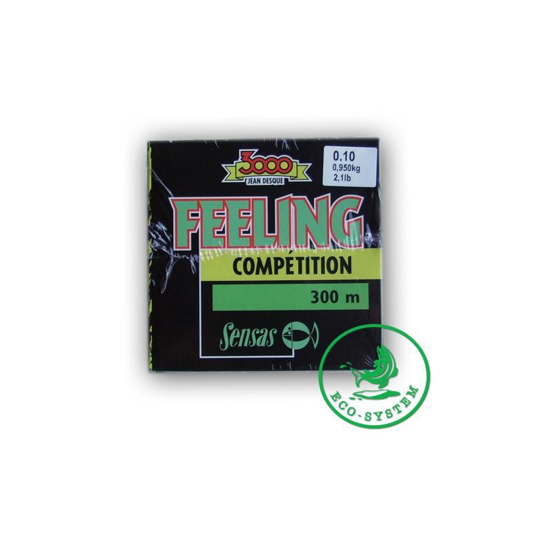 Sensas Nylon feeling Competition 0,10 300M