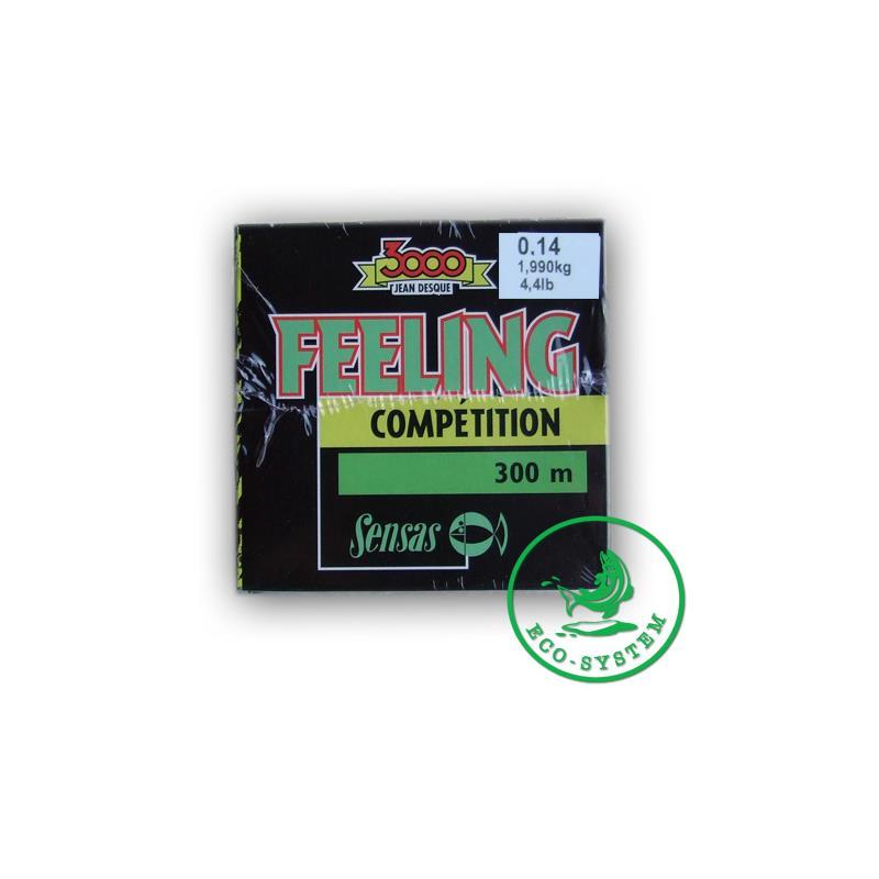 Sensas Nylon feeling Competition 0,14 300M