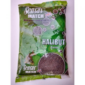 Sensas Pellets Marine Halibut 2mm 750g