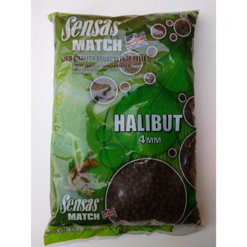 Sensas Pellets Marine Halibut 4mm 750g