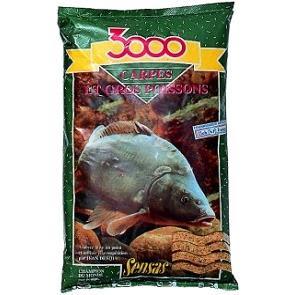 Sensas Zanęta 3000 Carpes 1kg