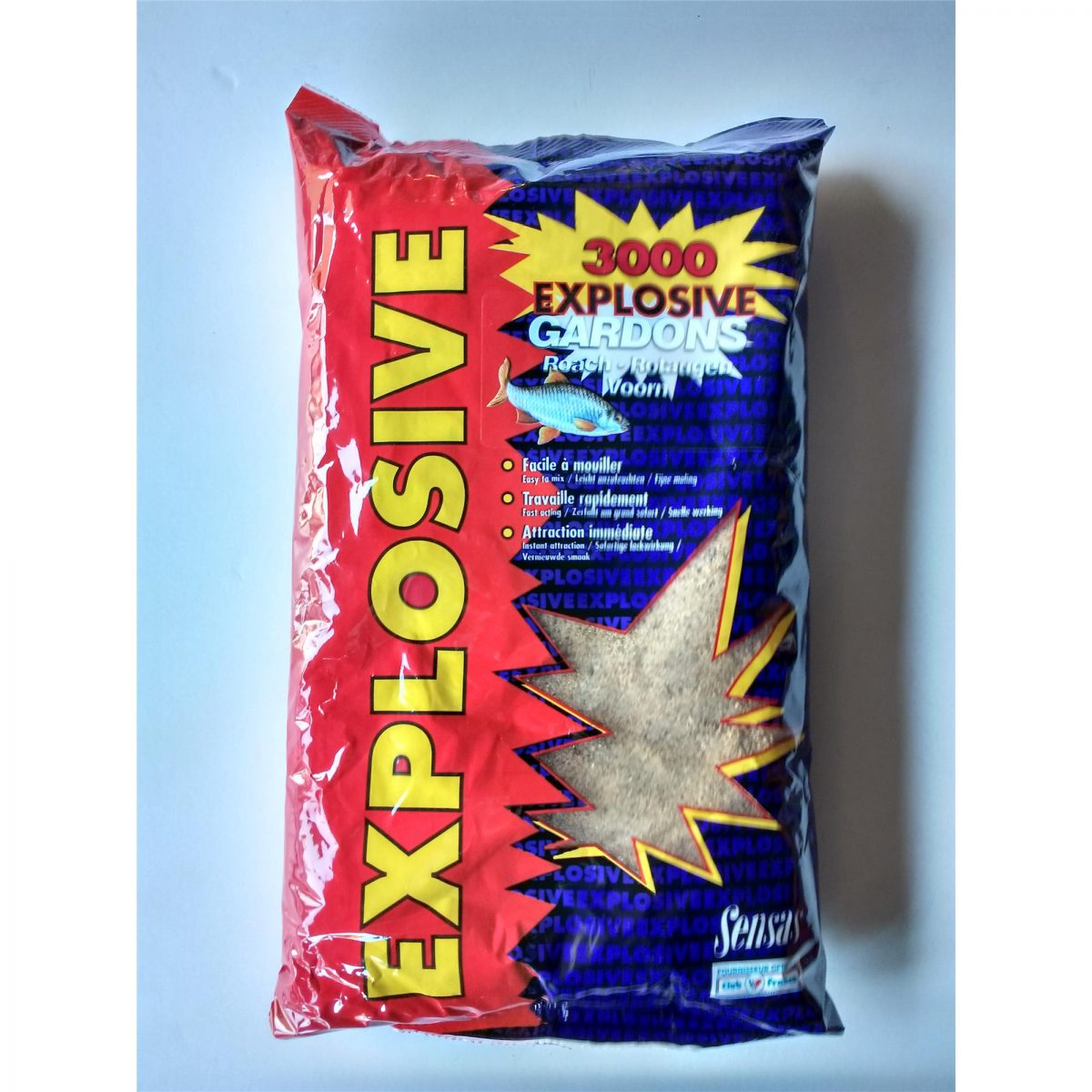 Sensas Zanęta 3000 Explosive Gardons 1kg