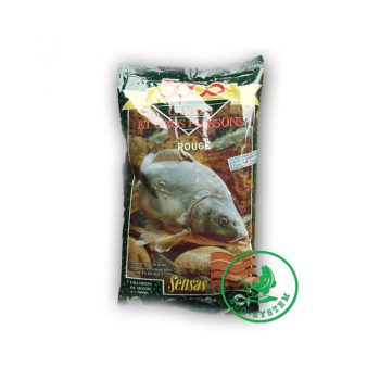 Sensas Zanęta 3000 Carpes Rouge 1kg